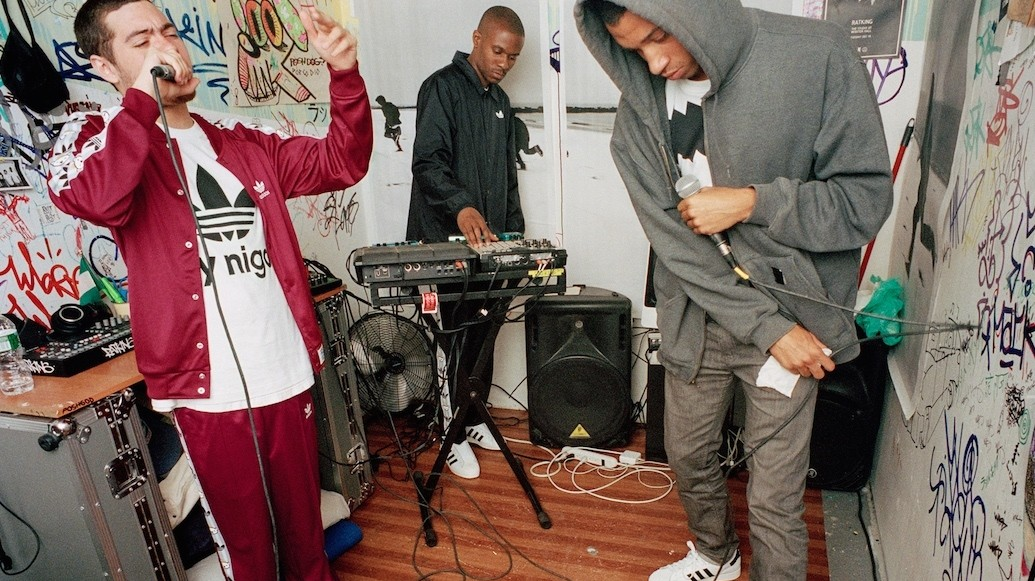 ratking take a pretty picture with adidas originals