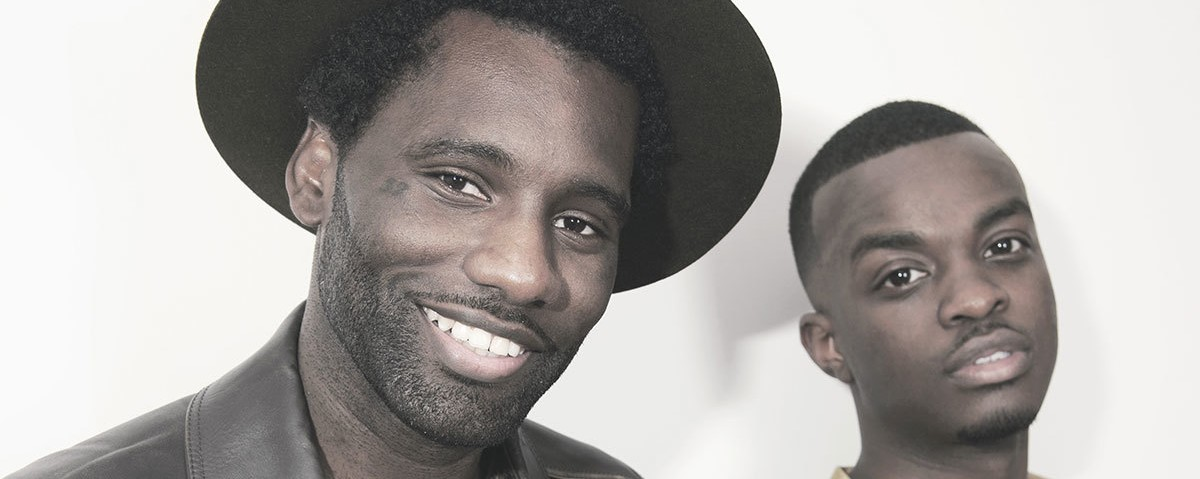 i-N conversation with wretch 32 and george the poet