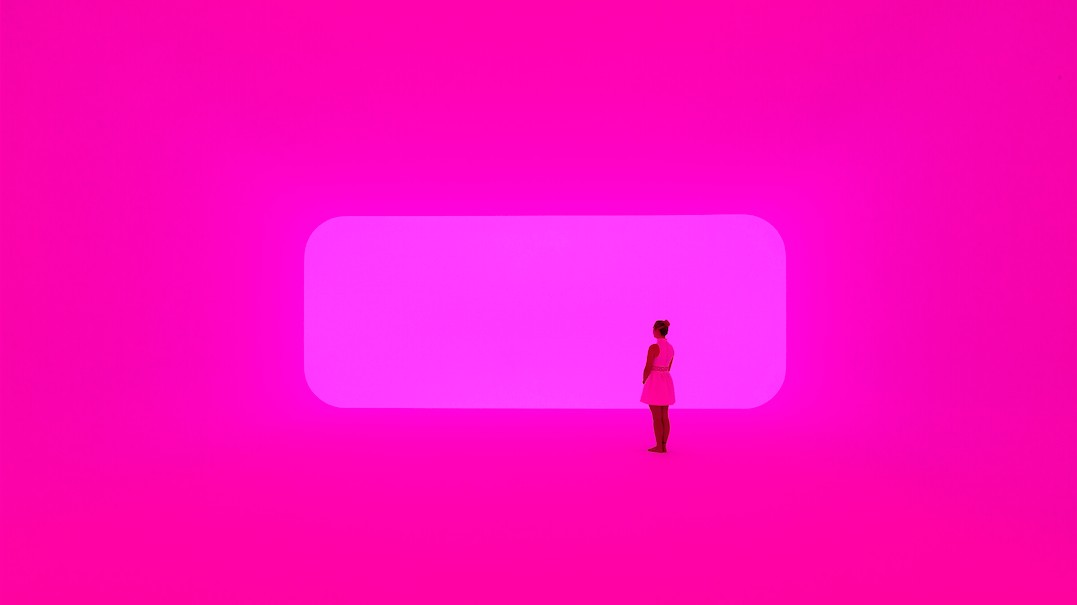 ​James Turrell lights up the NGA