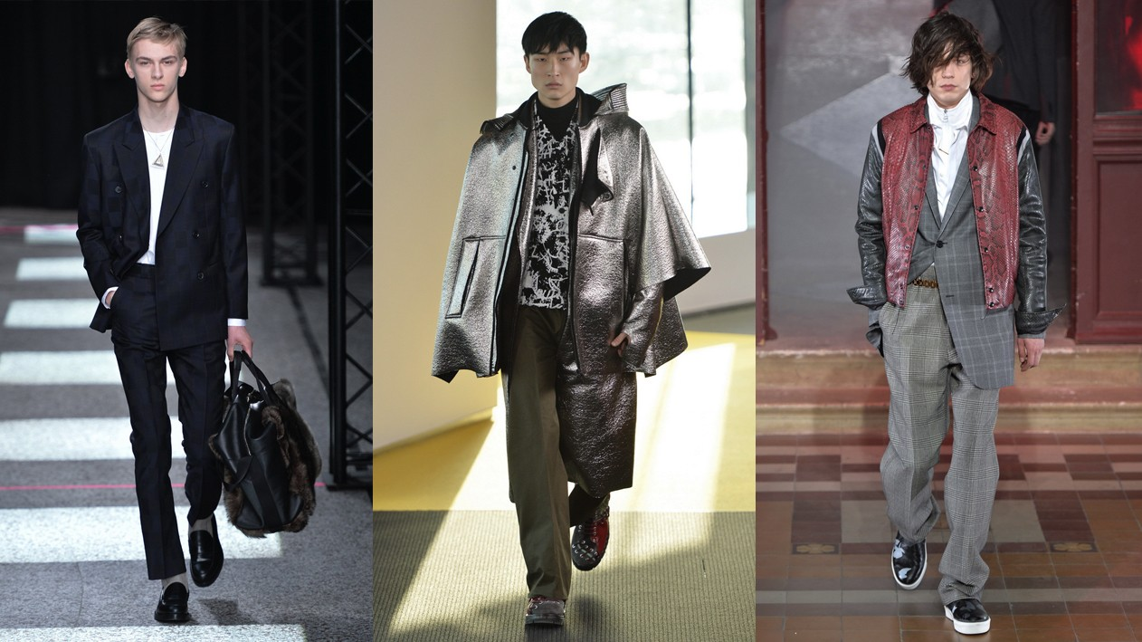 how paris is balancing provocation and reality this autumn/winter 15