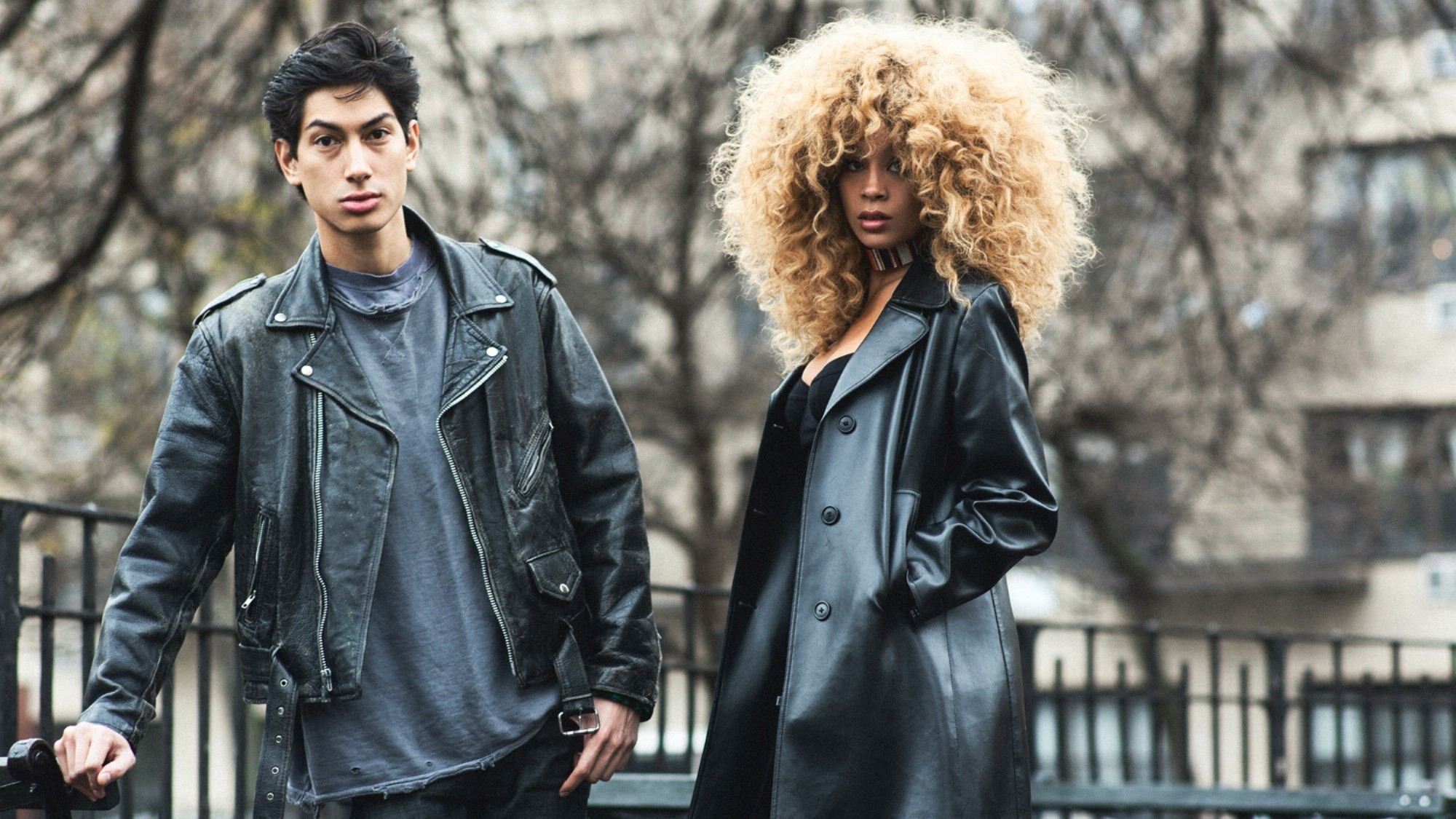 lion babe win best performance by hair in new music video