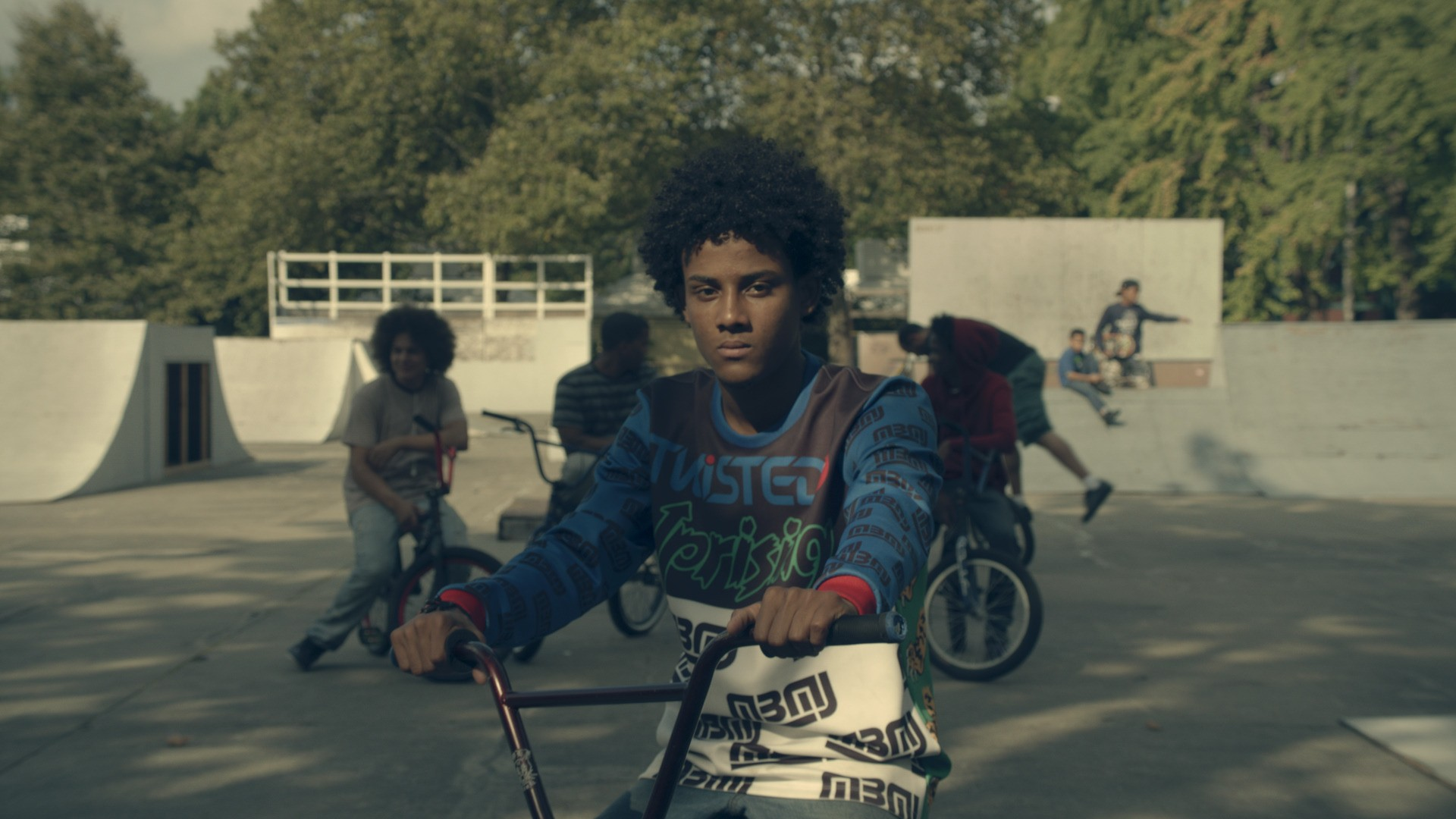 marc jacobs tribes: the bronx bmx crew