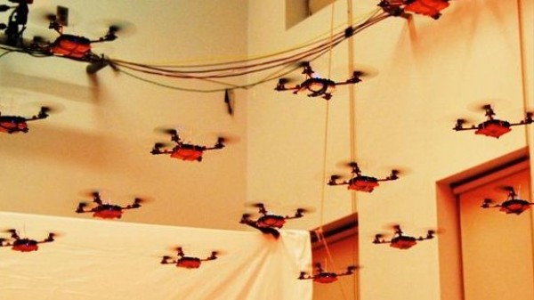 For Good or Bad, Intelligent, Swarming Nanobots Are the Next Frontier of Drones