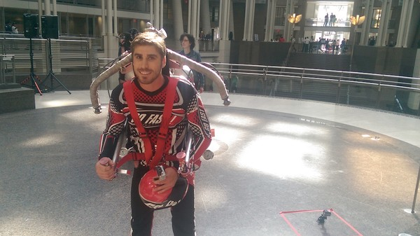 Look, Even the World's Most Badass Jetpack Is Useless