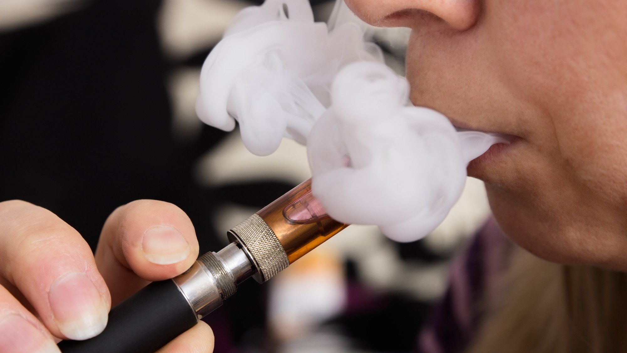 Drug-Resistant Bacteria Are Big Fans of E-Cigs