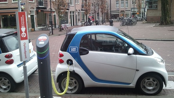 What Replaces the Gas Tax Once Electric Cars Replace Gas?