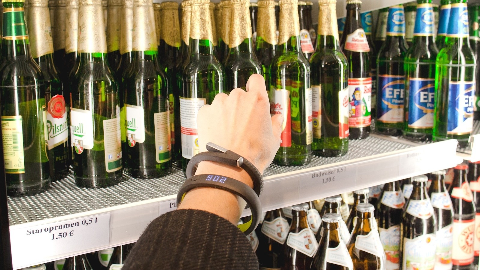 Quantified Drunk: I Got Hammered with Wearables in Berlin's Berghain Nightclub