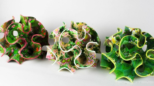 3D-Printed Food Is Beginning to Look Beautiful