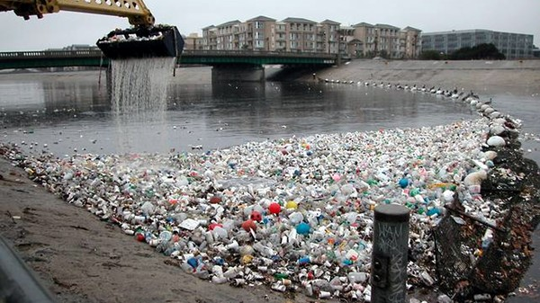 The Plastic Waste Flooding Our Oceans Can Fuel 3D Printers