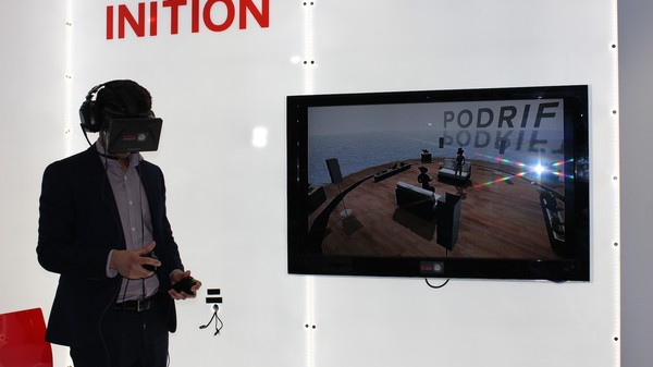 Virtual Reality Meetings Are the New Awkward Teleconference