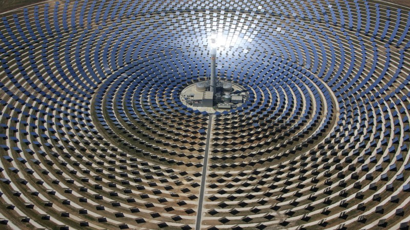 The Solar Future May Still Hinge on Old-School Centralized Power Generation