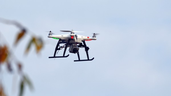 Another Attempt to Smuggle Drugs into Prison by Drone, Thwarted