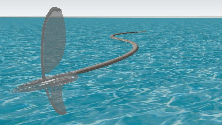 How Swarming, Shape-Shifting Drone Sailboats Could Scoop Up Ocean Plastic