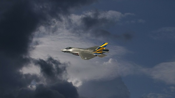 Exploding Engines, Grounded Fleets: What's Next for the F-35?