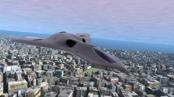 Future Military Jets Could Self-Heal, Shoot Lasers and 3D Print Drones