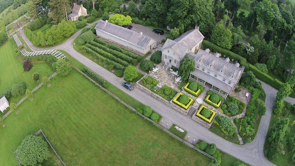 Martha Stewart's Drone Decorated Her Website with These Photos