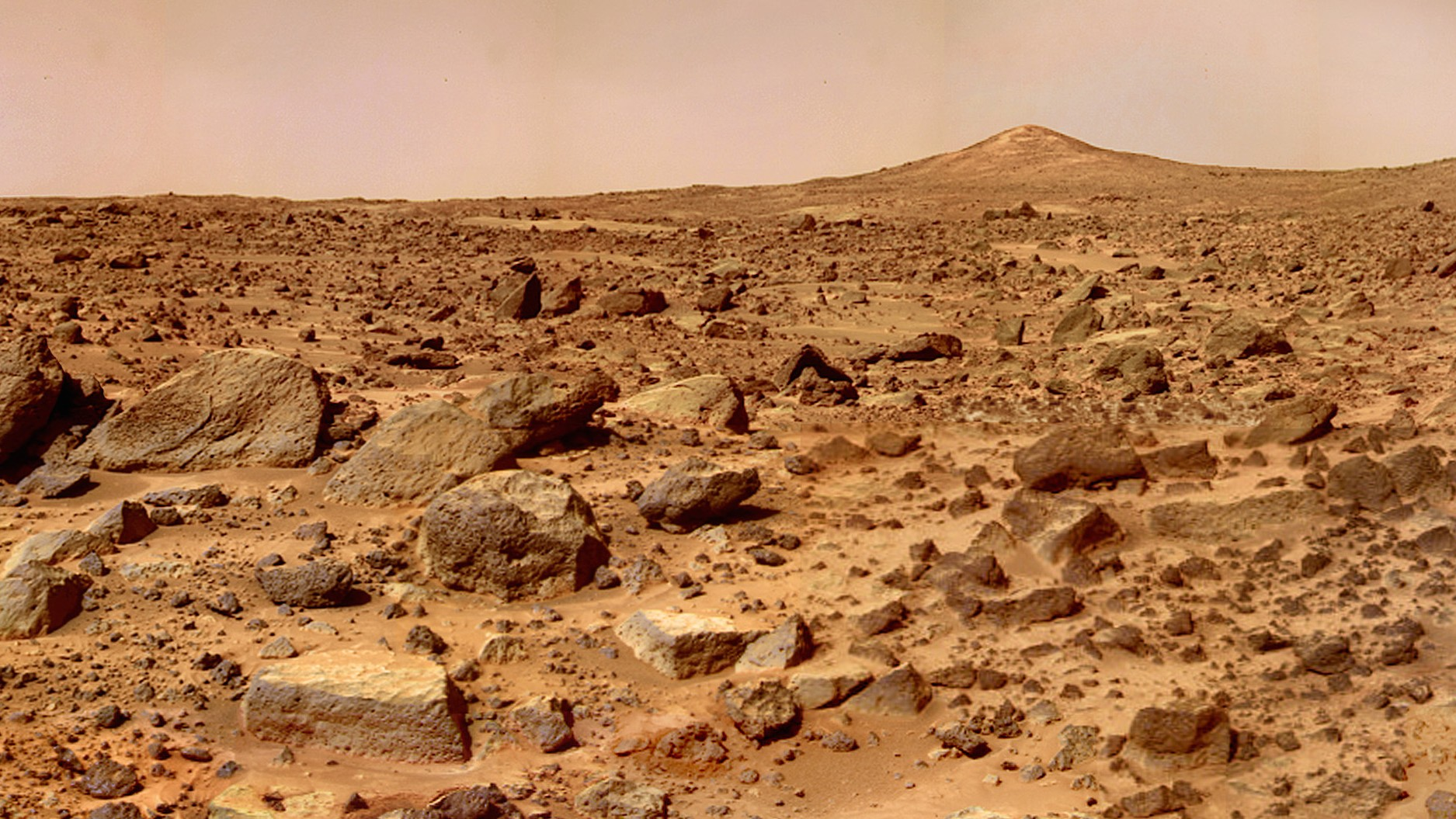 How Liquid Water Could Exist on Mars