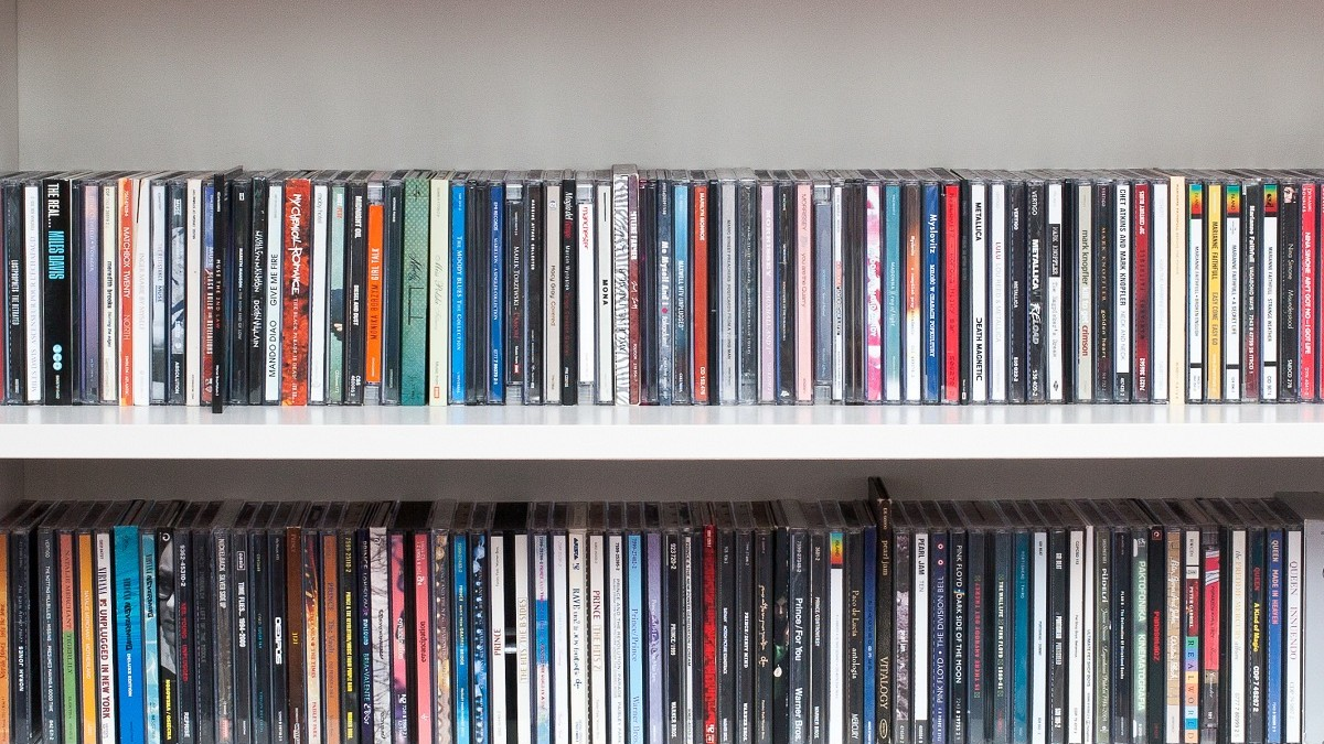 German Cops Busted a Massive Pirate CD Operation