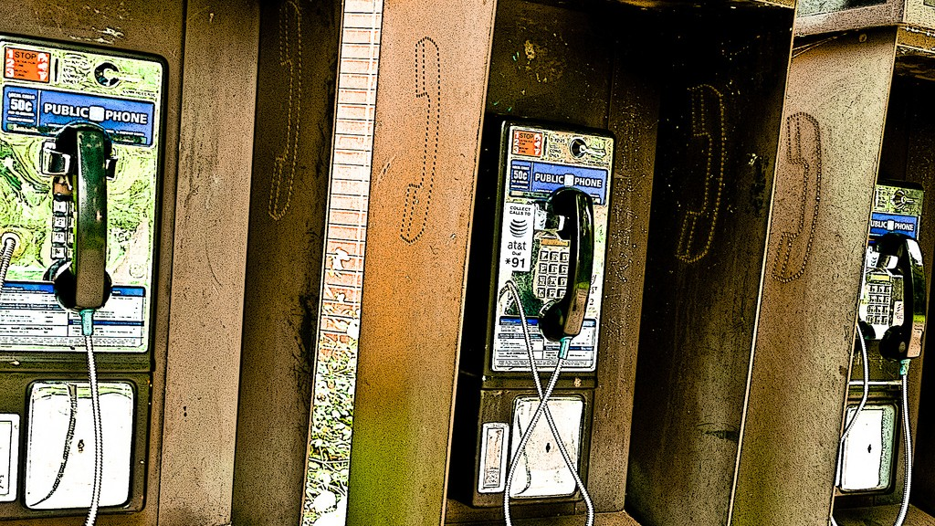 Google May Turn 7,000 New York City Payphones Into WiFi Hotspots
