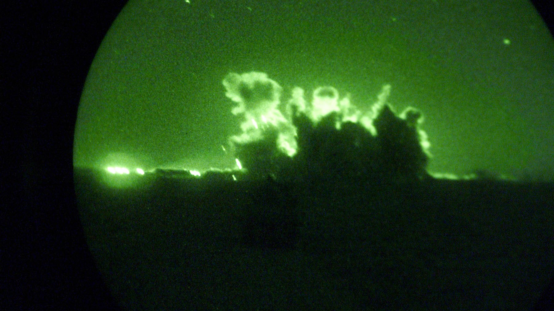 ISIS Might Be Using Canadian Night Vision Goggles