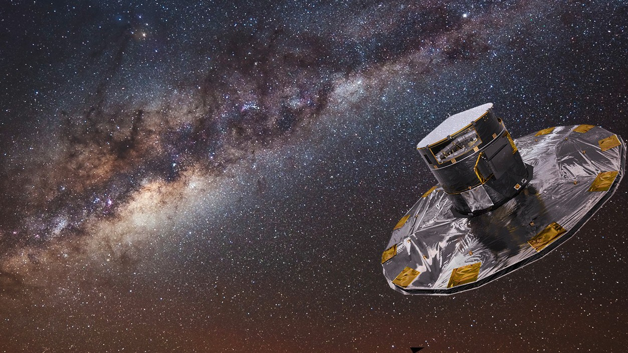 The Gaia Satellite Will Map One Billion of the Milky Way's Stars