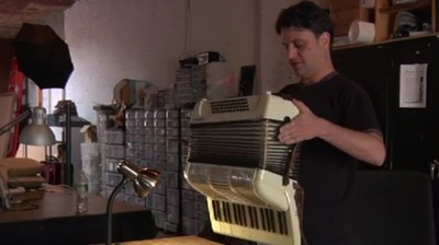 How to Build a Robotic Accordion in an Afternoon