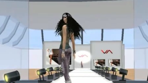 Sorry Supermodels, Runway Avatars Never Have to Eat