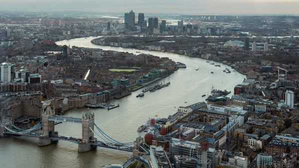 How Pumping Rivers Could Heat Thousands of Homes