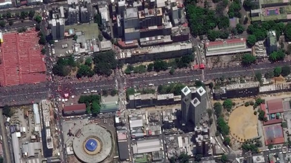 Google's Satellites Could Soon See Your Face from Space