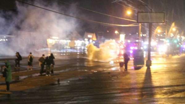 How Twitter Helped Ferguson Learn to Treat Tear Gas Victims Overnight