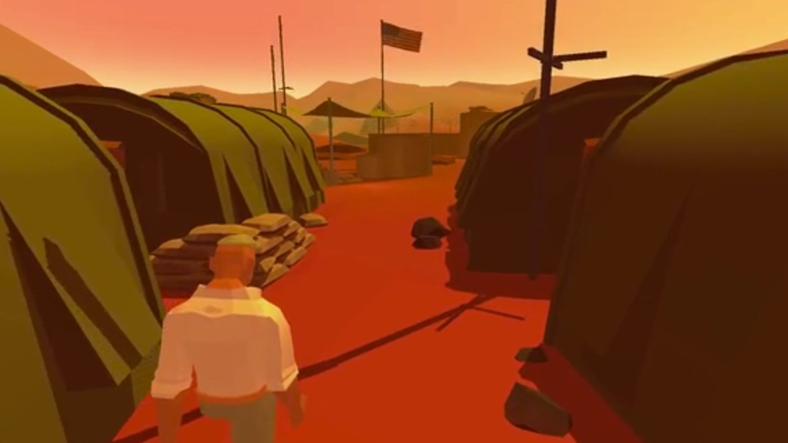 For Once, a War Game That's Not All About Head Shots and Explosions