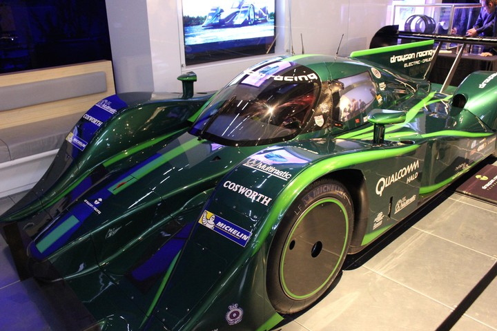 How the World's Fastest Electric Car Is Pushing Wireless Charging Tech