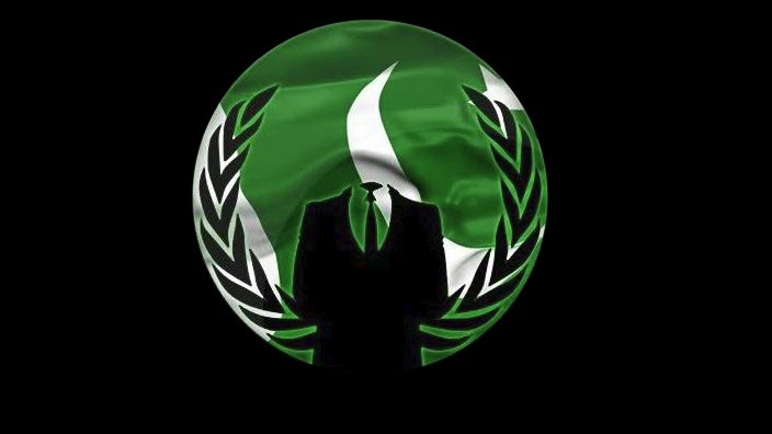 Anonymous and Its Allies Are Attacking Government Websites in Pakistan