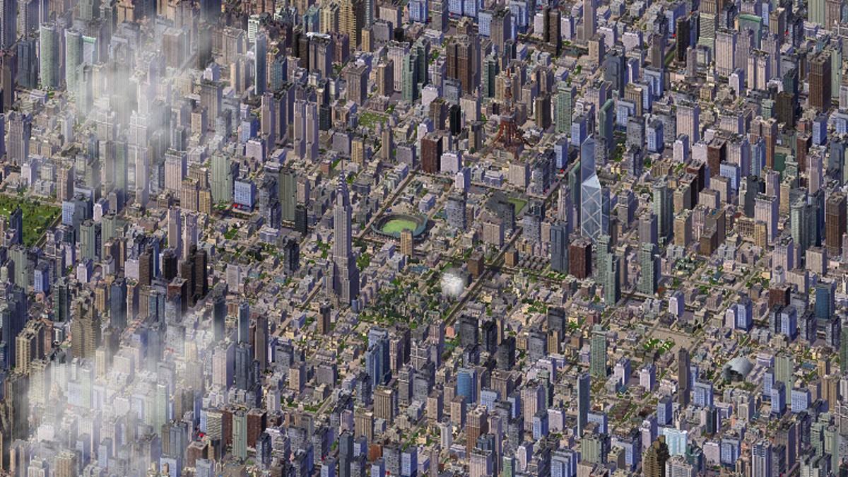 Deze SimCity-megastad met 107 miljoen inwoners is een blik op onze toekomst