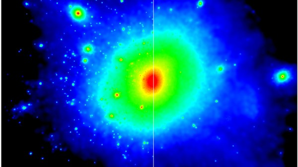 Not-So-Dark Matter May Explain the Milky Way's Missing Galactic Neighbors