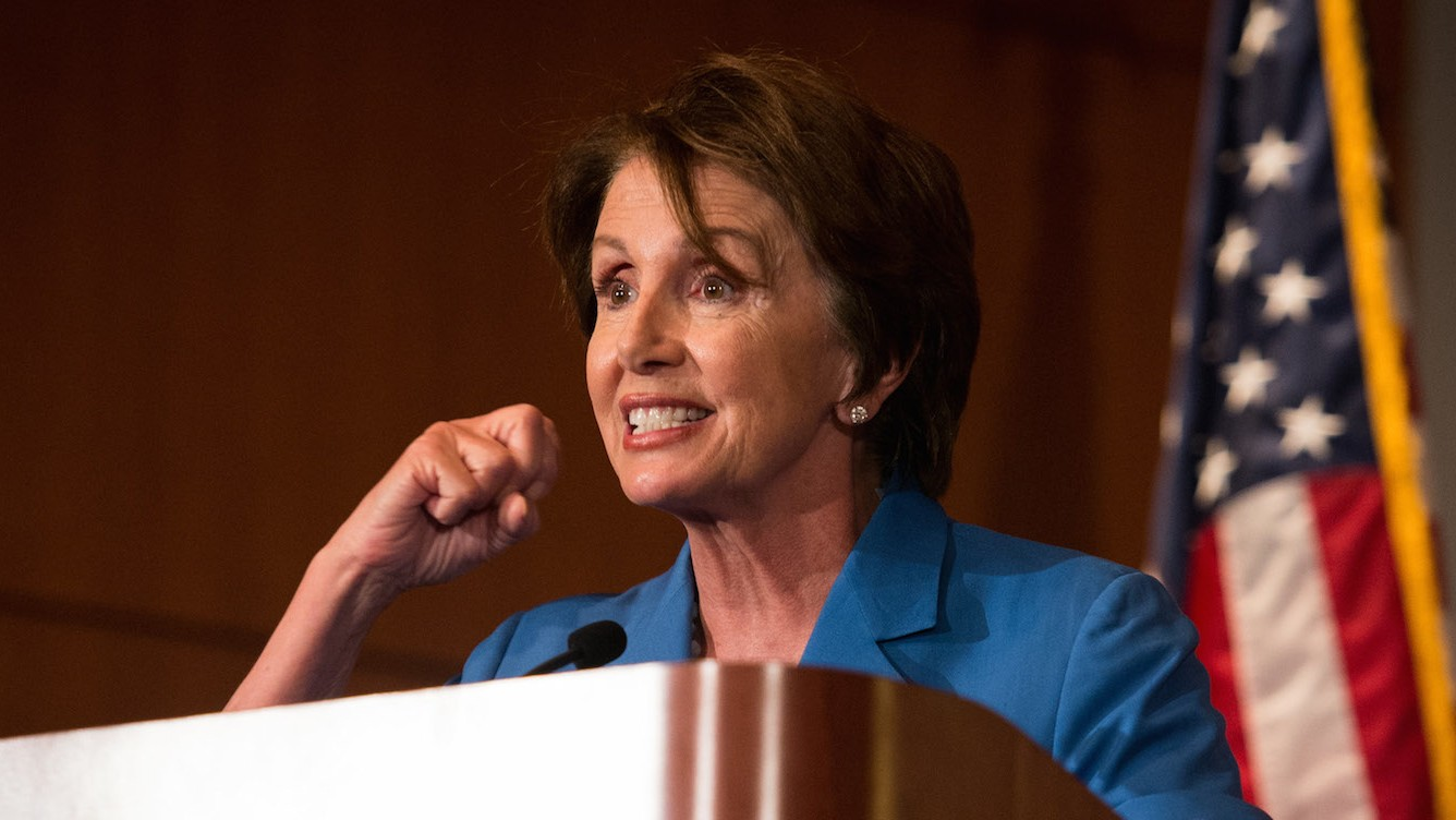 Nancy Pelosi Urged the FCC to Adopt Strict Net Neutrality Rules