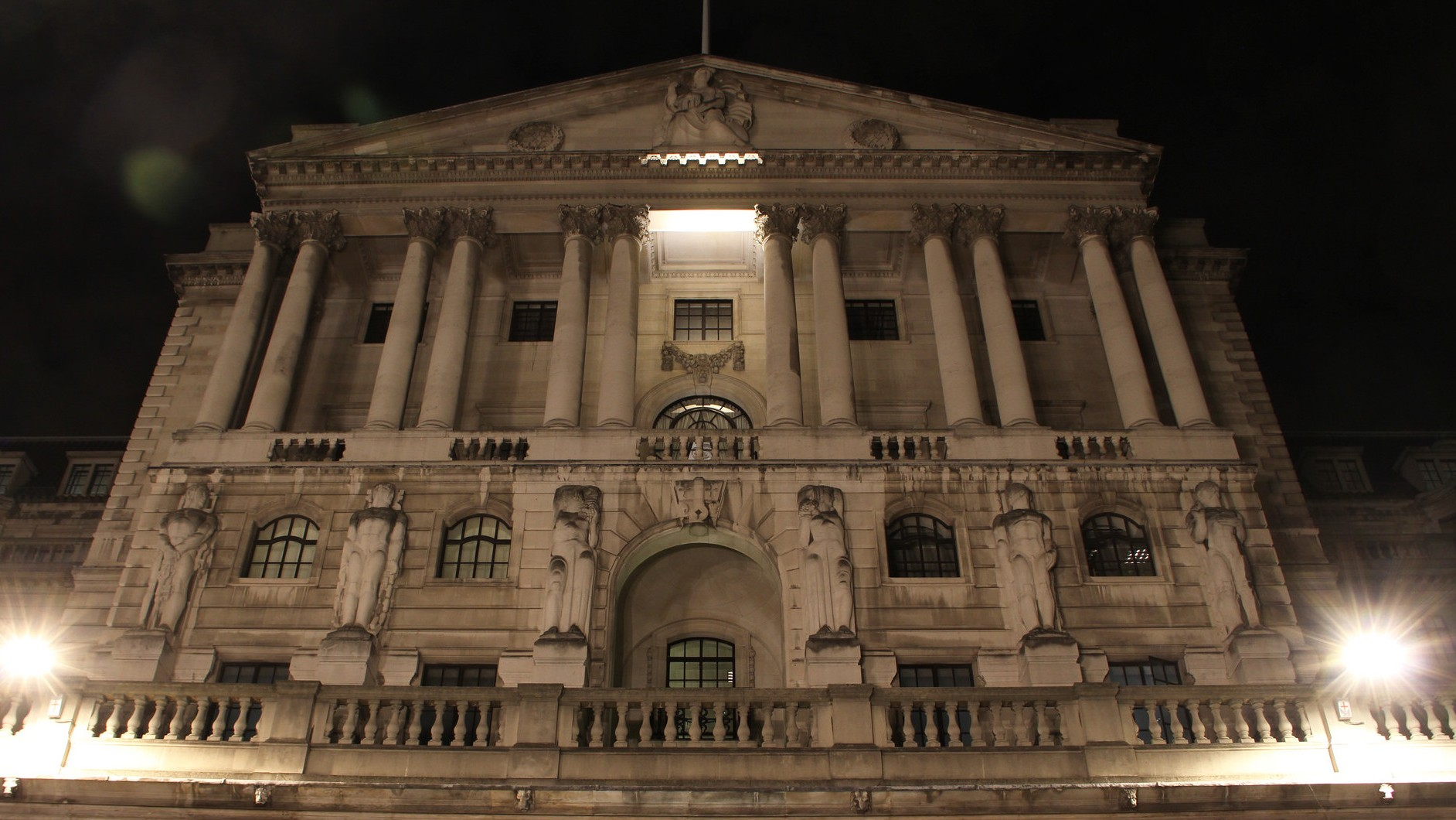 The Bank of England Is Impressed With Bitcoin's Block Chain