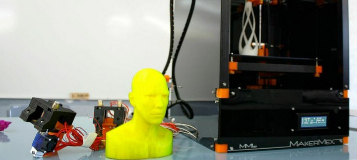 A New Multi-Material 3D Printer Can Print (Almost) Anything