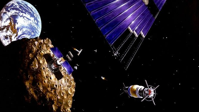 Congress Doesn't Have the Power to Make Asteroid Mining Legal