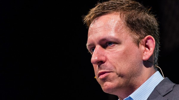 Peter Thiel Thinks There's Too Many People Like Him, Not Enough Like Elon Musk