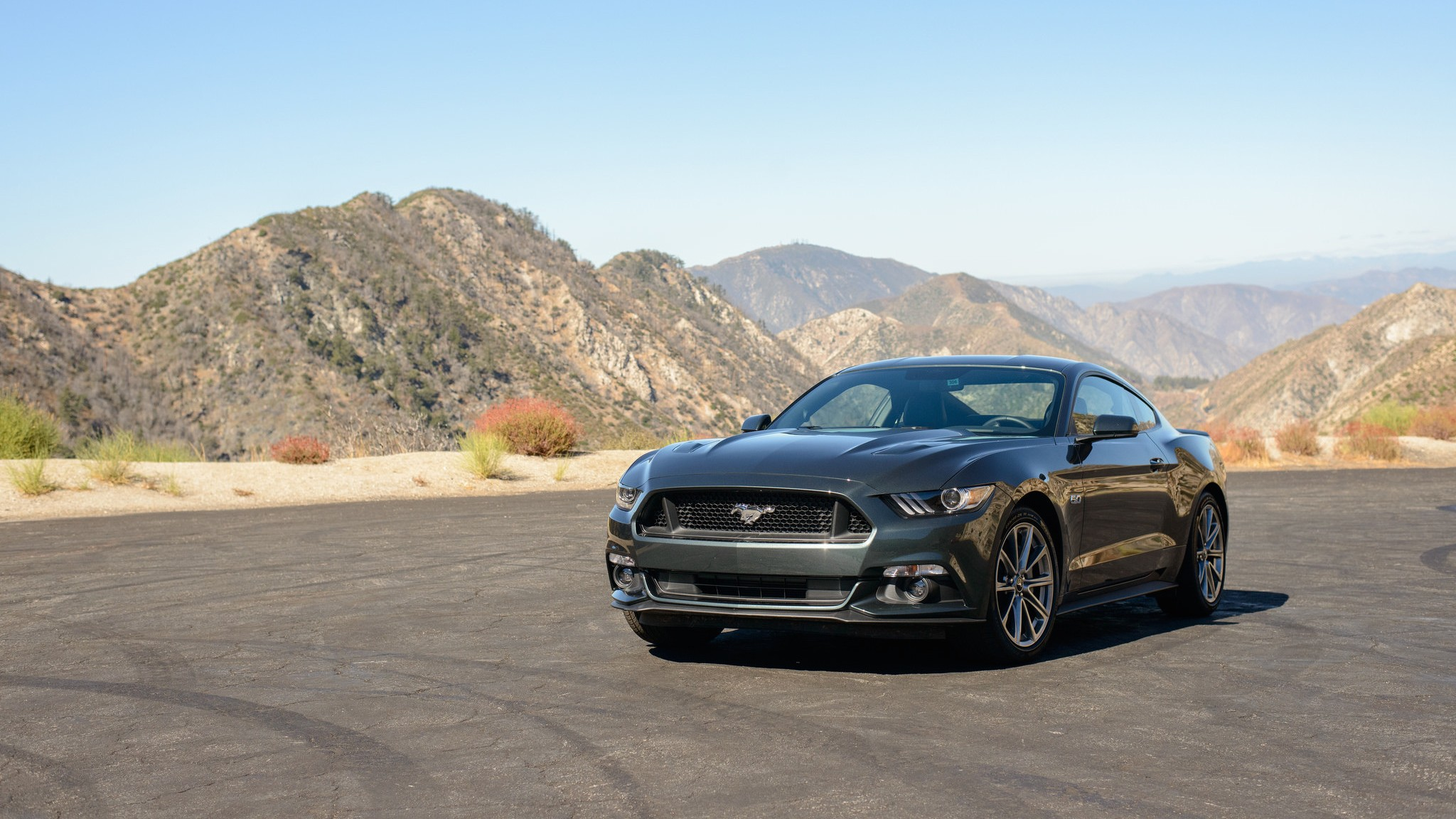 I Drove the New Mustang Because Hauling Ass Rules