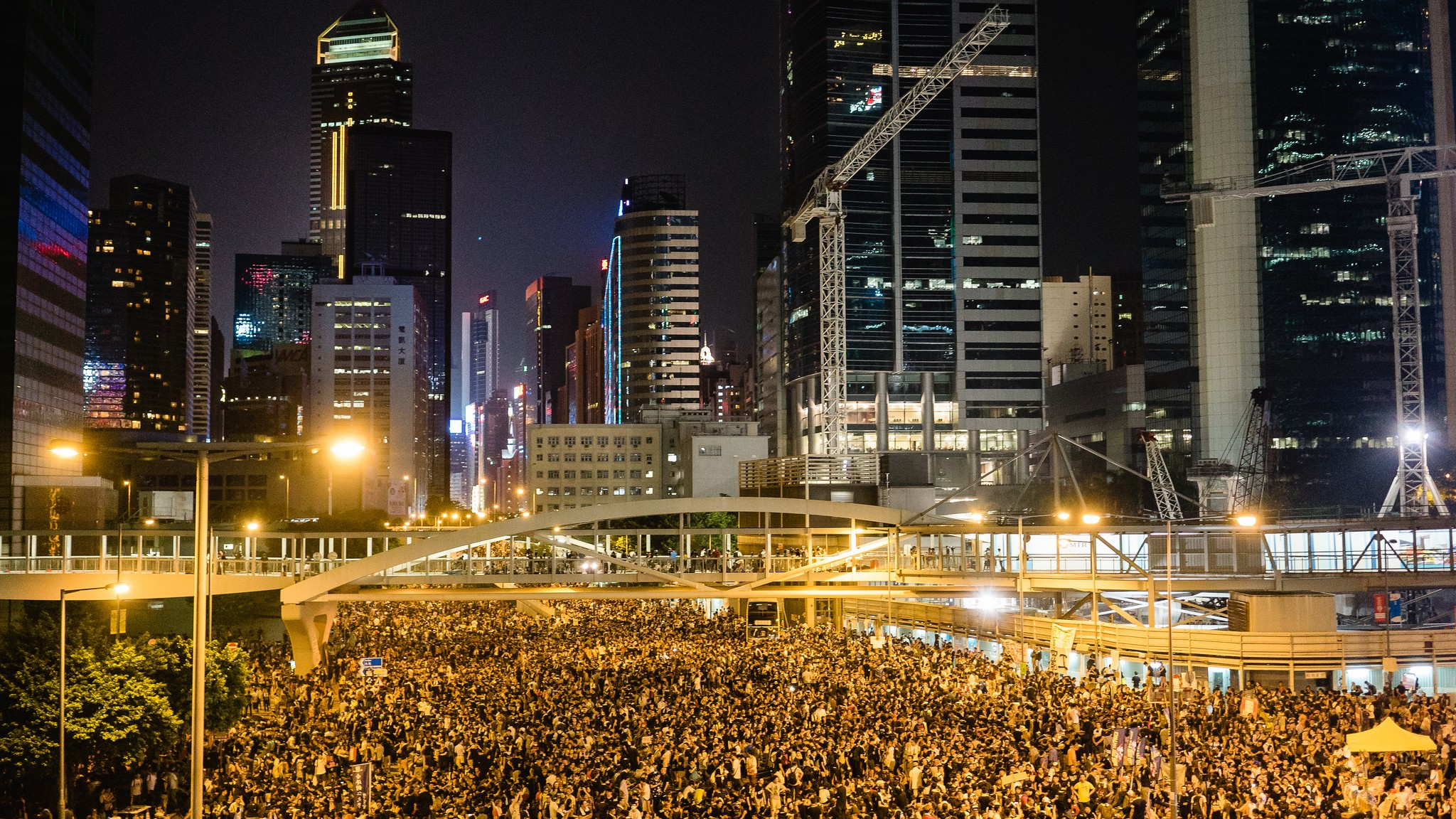 China Can Crack the App Hong Kong Protesters Are Using to Hide Their Chats