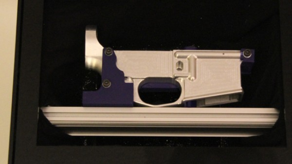The Device That Manufactures Untraceable Metal Guns