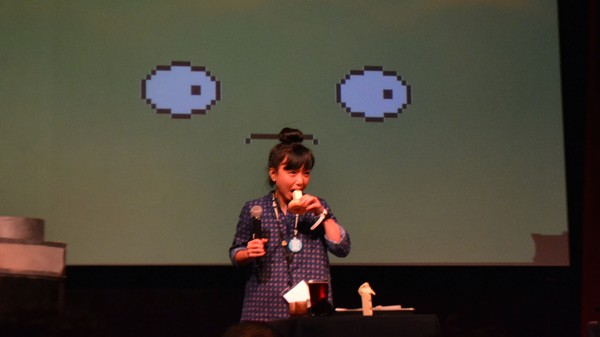 The Stinking Beauty of Barfcade, a Refreshing New Game Fest