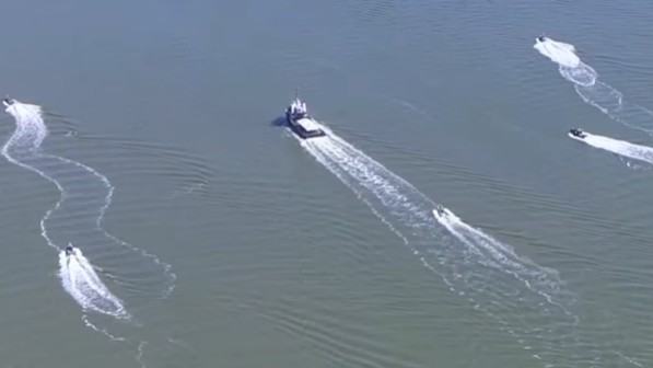 The Rules for Killer Drone Boats Are as Vague as the Ones for Predator Drones