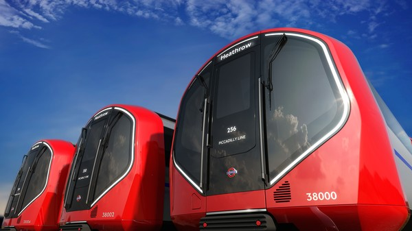 London's Driverless Tube Train of the Future