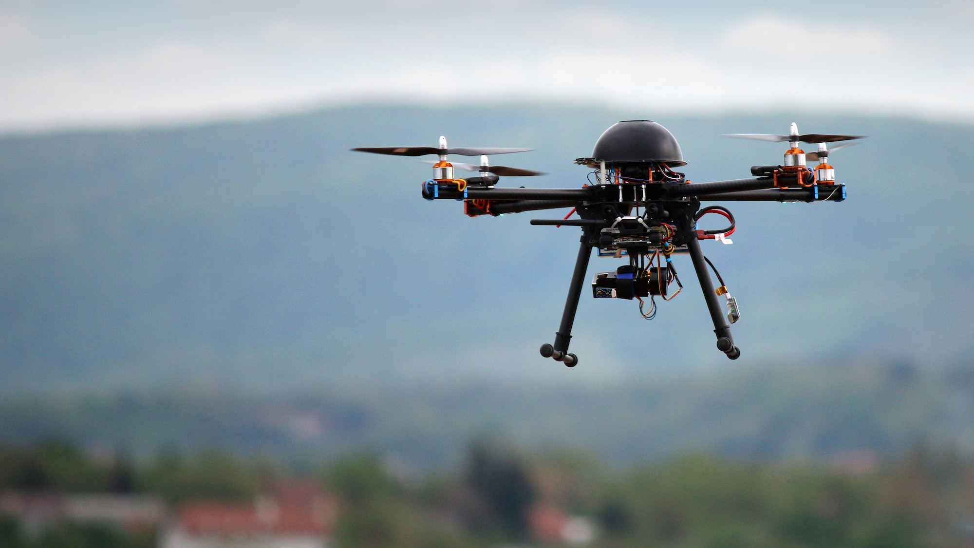 Drone Licence Plates? The UK Explores Regulations for Privacy