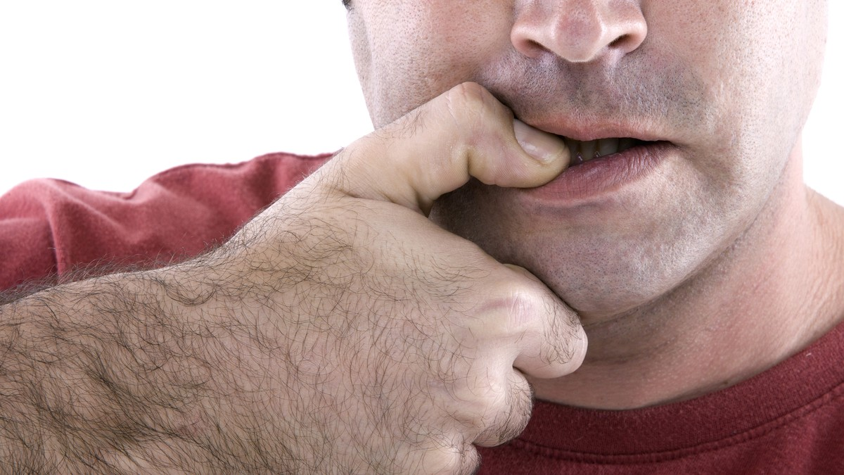 People Who Chew on Their Own Skin Have a Disorder Called ...