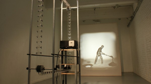 This Animation Is Truly 3D Because It's Made on 3D-Printed Film