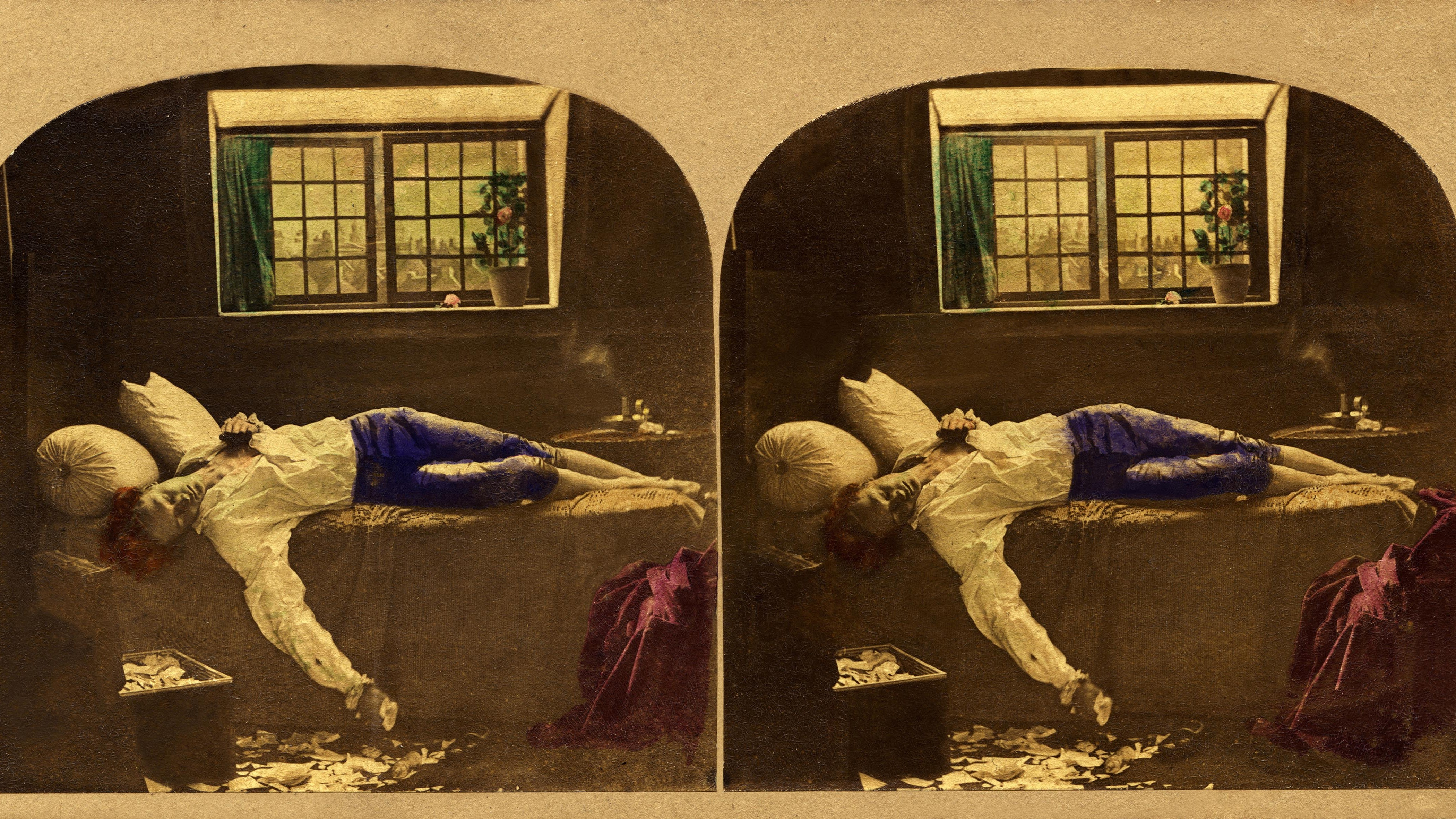 How the Victorians Saw in 3D